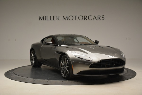 Used 2018 Aston Martin DB11 V12 for sale $169,990 at Pagani of Greenwich in Greenwich CT 06830 11