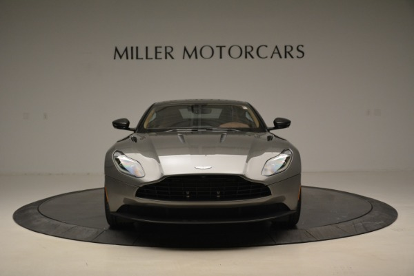 Used 2018 Aston Martin DB11 V12 for sale $169,990 at Pagani of Greenwich in Greenwich CT 06830 12