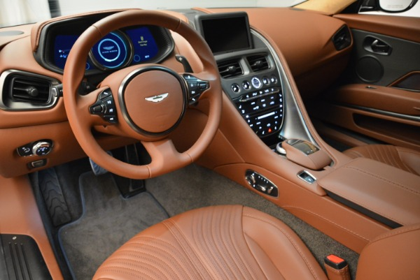 Used 2018 Aston Martin DB11 V12 for sale $169,990 at Pagani of Greenwich in Greenwich CT 06830 14