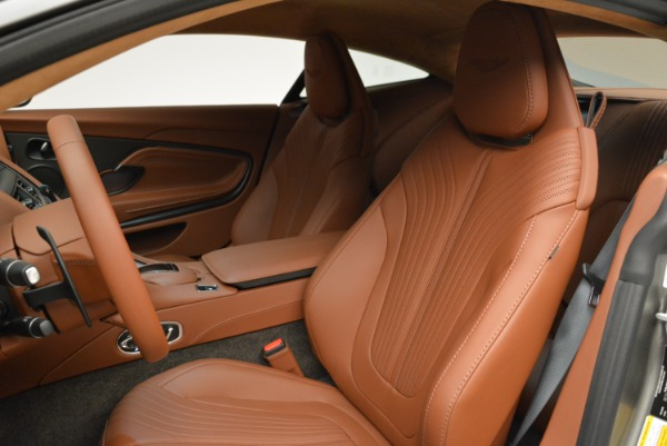 Used 2018 Aston Martin DB11 V12 for sale $169,990 at Pagani of Greenwich in Greenwich CT 06830 17