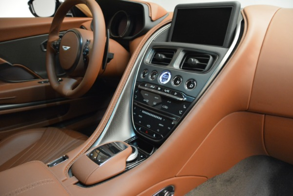 Used 2018 Aston Martin DB11 V12 for sale $169,990 at Pagani of Greenwich in Greenwich CT 06830 22