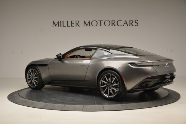 Used 2018 Aston Martin DB11 V12 for sale $169,990 at Pagani of Greenwich in Greenwich CT 06830 4
