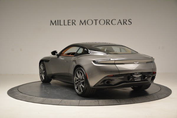 Used 2018 Aston Martin DB11 V12 for sale $169,990 at Pagani of Greenwich in Greenwich CT 06830 5