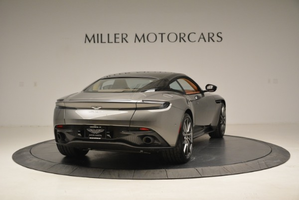 Used 2018 Aston Martin DB11 V12 for sale $169,990 at Pagani of Greenwich in Greenwich CT 06830 7