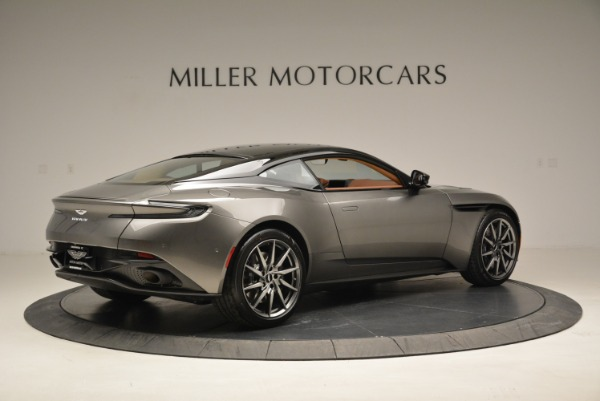 Used 2018 Aston Martin DB11 V12 for sale $169,990 at Pagani of Greenwich in Greenwich CT 06830 8