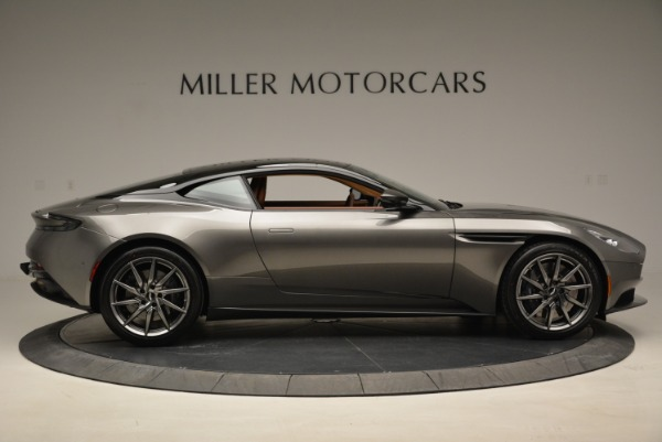 Used 2018 Aston Martin DB11 V12 for sale $169,990 at Pagani of Greenwich in Greenwich CT 06830 9