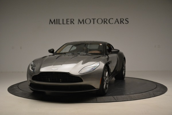 Used 2018 Aston Martin DB11 V12 for sale $169,990 at Pagani of Greenwich in Greenwich CT 06830 1