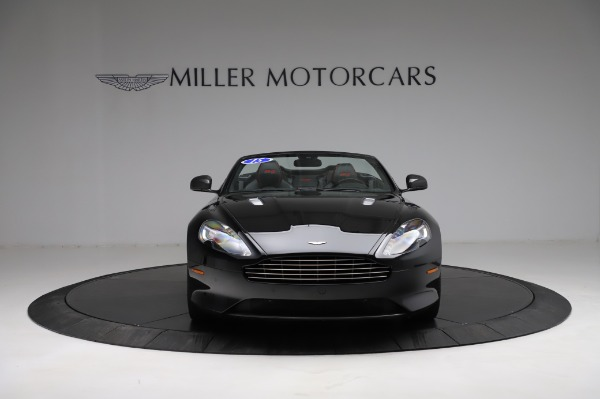 Used 2015 Aston Martin DB9 Convertible for sale Sold at Pagani of Greenwich in Greenwich CT 06830 11