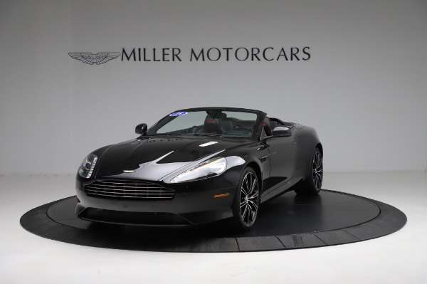 Used 2015 Aston Martin DB9 Convertible for sale Sold at Pagani of Greenwich in Greenwich CT 06830 12