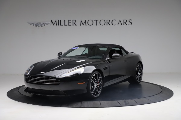 Used 2015 Aston Martin DB9 Convertible for sale Sold at Pagani of Greenwich in Greenwich CT 06830 13