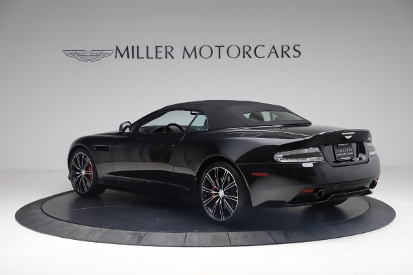 Used 2015 Aston Martin DB9 Convertible for sale Sold at Pagani of Greenwich in Greenwich CT 06830 15
