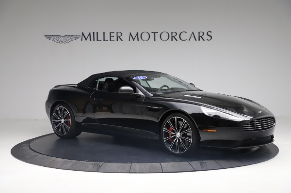 Used 2015 Aston Martin DB9 Convertible for sale Sold at Pagani of Greenwich in Greenwich CT 06830 17