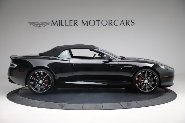 Used 2015 Aston Martin DB9 Convertible for sale Sold at Pagani of Greenwich in Greenwich CT 06830 18