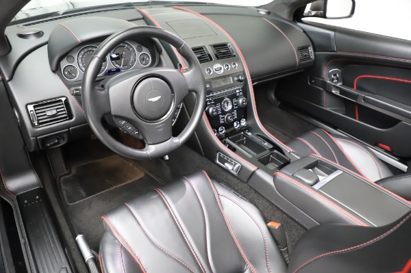 Used 2015 Aston Martin DB9 Convertible for sale Sold at Pagani of Greenwich in Greenwich CT 06830 19