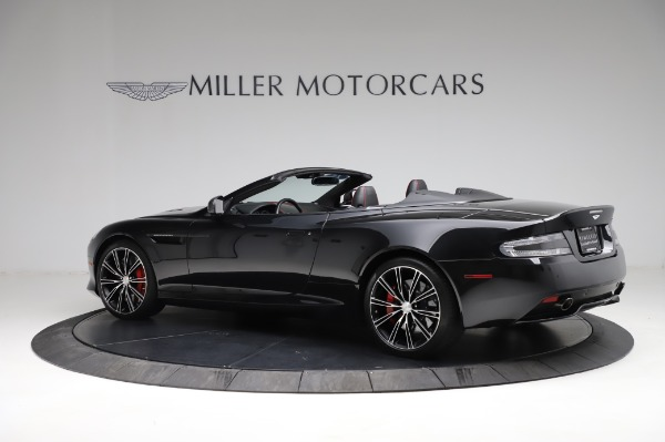 Used 2015 Aston Martin DB9 Convertible for sale Sold at Pagani of Greenwich in Greenwich CT 06830 3