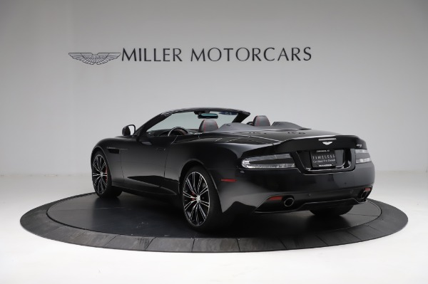 Used 2015 Aston Martin DB9 Convertible for sale Sold at Pagani of Greenwich in Greenwich CT 06830 4