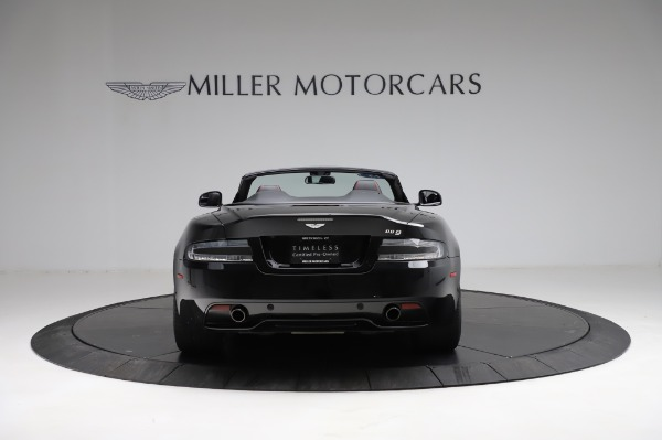 Used 2015 Aston Martin DB9 Convertible for sale Sold at Pagani of Greenwich in Greenwich CT 06830 5