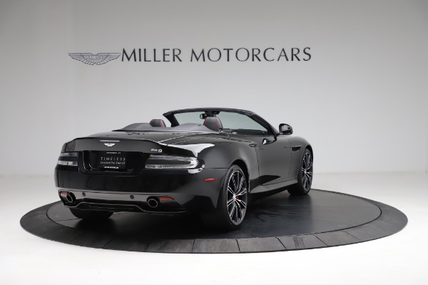 Used 2015 Aston Martin DB9 Convertible for sale Sold at Pagani of Greenwich in Greenwich CT 06830 6