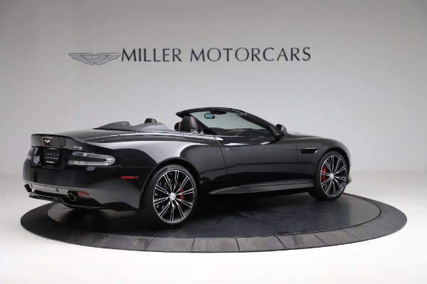 Used 2015 Aston Martin DB9 Convertible for sale Sold at Pagani of Greenwich in Greenwich CT 06830 7