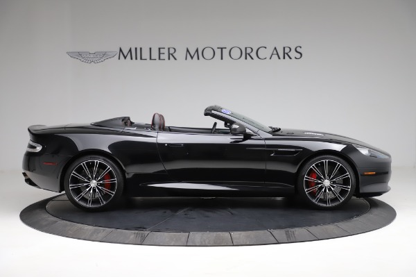 Used 2015 Aston Martin DB9 Convertible for sale Sold at Pagani of Greenwich in Greenwich CT 06830 8