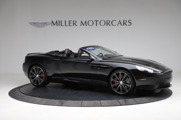 Used 2015 Aston Martin DB9 Convertible for sale Sold at Pagani of Greenwich in Greenwich CT 06830 9
