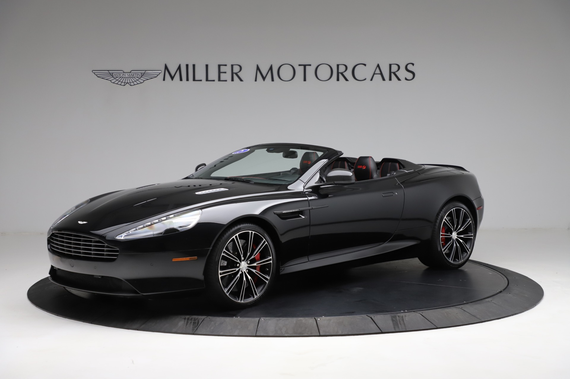 Used 2015 Aston Martin DB9 Convertible for sale Sold at Pagani of Greenwich in Greenwich CT 06830 1