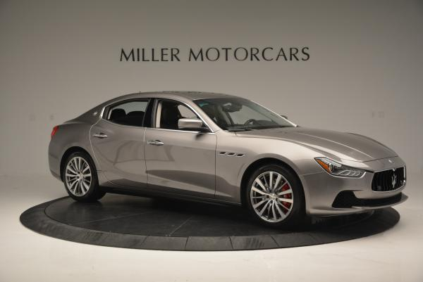 Used 2016 Maserati Ghibli S Q4 for sale Sold at Pagani of Greenwich in Greenwich CT 06830 10