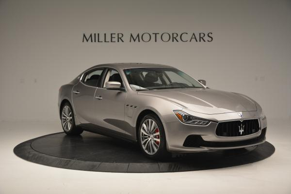 Used 2016 Maserati Ghibli S Q4 for sale Sold at Pagani of Greenwich in Greenwich CT 06830 11