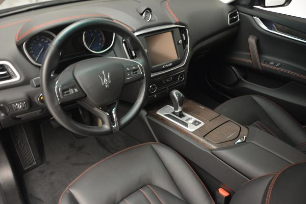 Used 2016 Maserati Ghibli S Q4 for sale Sold at Pagani of Greenwich in Greenwich CT 06830 22