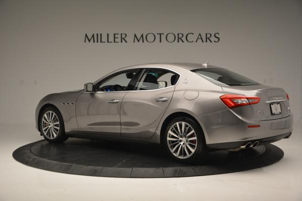 Used 2016 Maserati Ghibli S Q4 for sale Sold at Pagani of Greenwich in Greenwich CT 06830 4