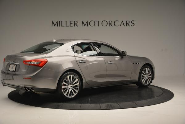 Used 2016 Maserati Ghibli S Q4 for sale Sold at Pagani of Greenwich in Greenwich CT 06830 8