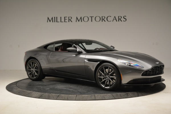 Used 2017 Aston Martin DB11 V12 Launch Edition for sale $134,900 at Pagani of Greenwich in Greenwich CT 06830 10