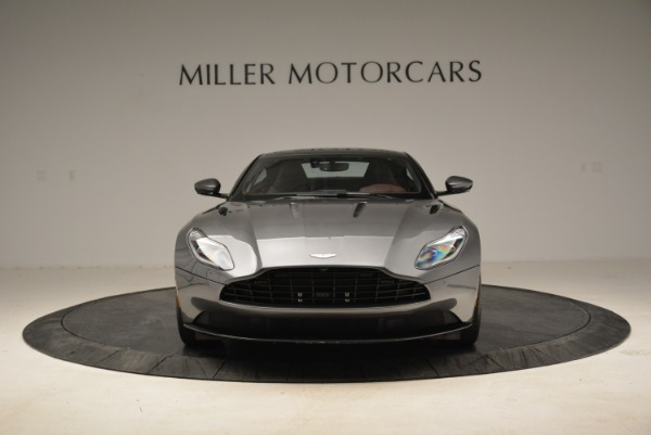 Used 2017 Aston Martin DB11 V12 Launch Edition for sale $134,900 at Pagani of Greenwich in Greenwich CT 06830 12