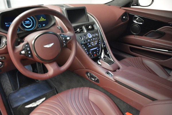 Used 2017 Aston Martin DB11 V12 Launch Edition for sale $134,900 at Pagani of Greenwich in Greenwich CT 06830 14
