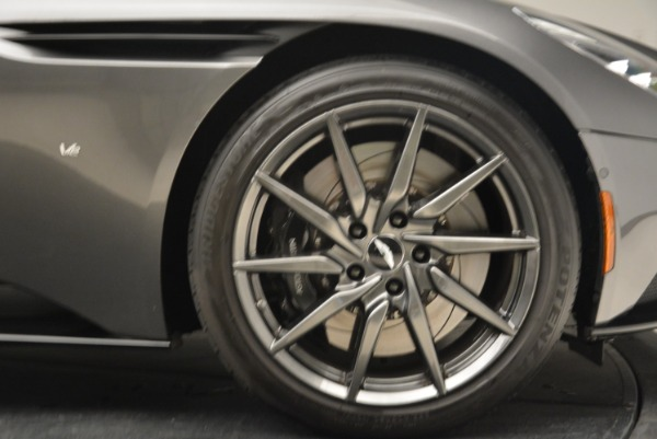 Used 2017 Aston Martin DB11 V12 Launch Edition for sale $134,900 at Pagani of Greenwich in Greenwich CT 06830 17