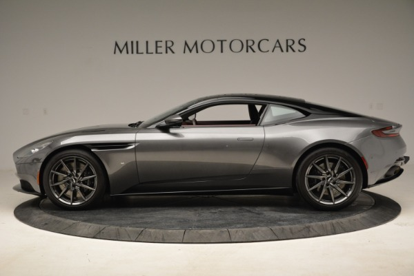 Used 2017 Aston Martin DB11 V12 Launch Edition for sale $134,900 at Pagani of Greenwich in Greenwich CT 06830 3