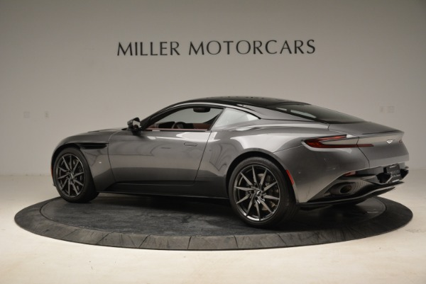 Used 2017 Aston Martin DB11 V12 Launch Edition for sale $134,900 at Pagani of Greenwich in Greenwich CT 06830 4