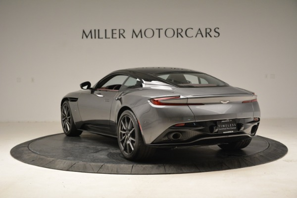 Used 2017 Aston Martin DB11 V12 Launch Edition for sale $134,900 at Pagani of Greenwich in Greenwich CT 06830 5