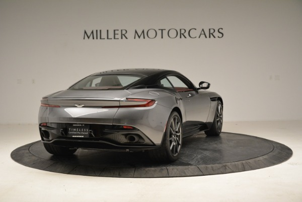 Used 2017 Aston Martin DB11 V12 Launch Edition for sale $134,900 at Pagani of Greenwich in Greenwich CT 06830 7