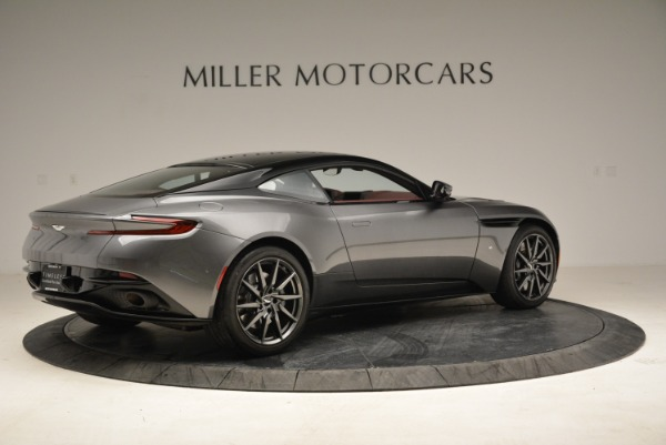 Used 2017 Aston Martin DB11 V12 Launch Edition for sale $134,900 at Pagani of Greenwich in Greenwich CT 06830 8