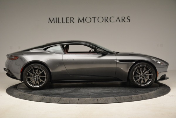 Used 2017 Aston Martin DB11 V12 Launch Edition for sale $134,900 at Pagani of Greenwich in Greenwich CT 06830 9