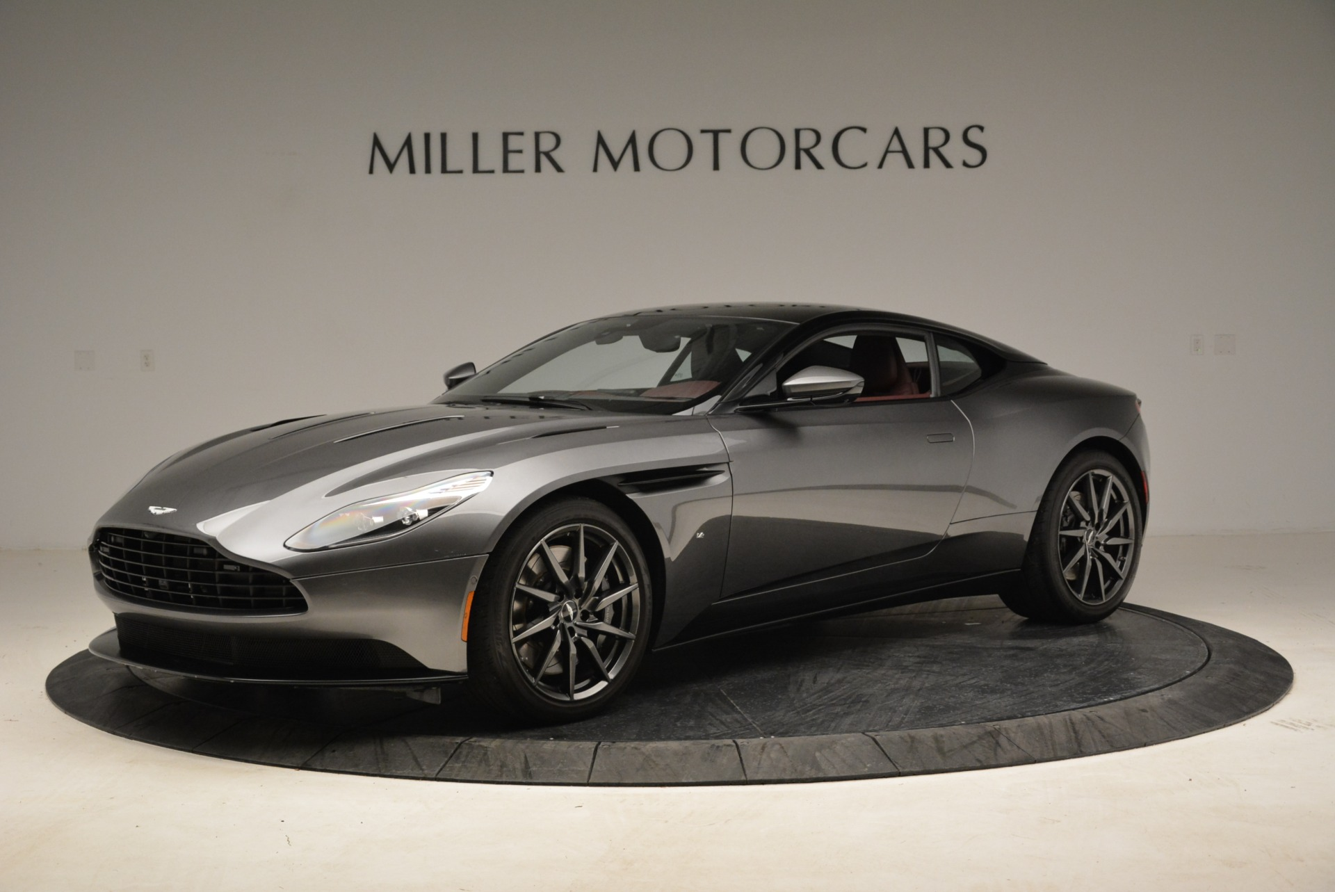 Used 2017 Aston Martin DB11 V12 Launch Edition for sale $134,900 at Pagani of Greenwich in Greenwich CT 06830 1