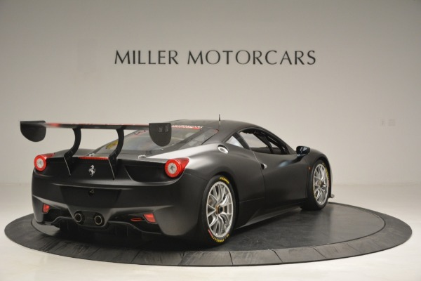Used 2013 Ferrari 458 Challenge for sale $139,900 at Pagani of Greenwich in Greenwich CT 06830 7