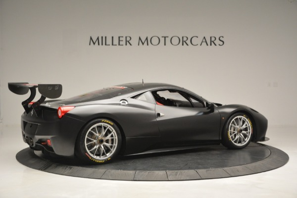Used 2013 Ferrari 458 Challenge for sale $139,900 at Pagani of Greenwich in Greenwich CT 06830 8