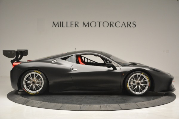 Used 2013 Ferrari 458 Challenge for sale $139,900 at Pagani of Greenwich in Greenwich CT 06830 9