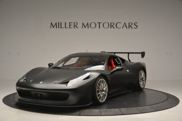Used 2013 Ferrari 458 Challenge for sale $139,900 at Pagani of Greenwich in Greenwich CT 06830 1