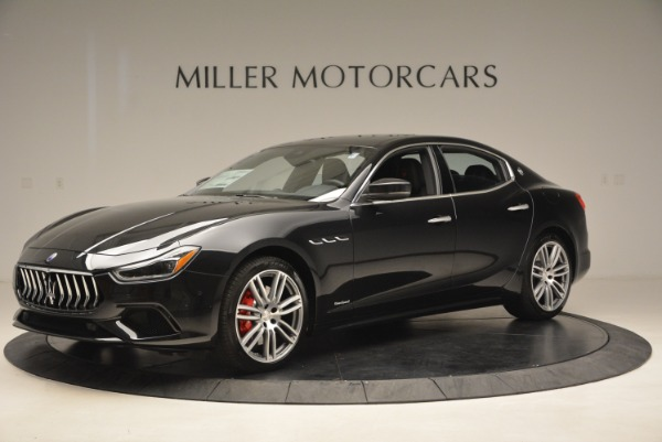 New 2018 Maserati Ghibli S Q4 GranLusso for sale Sold at Pagani of Greenwich in Greenwich CT 06830 2