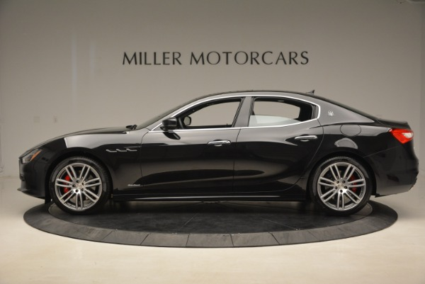 New 2018 Maserati Ghibli S Q4 GranLusso for sale Sold at Pagani of Greenwich in Greenwich CT 06830 3