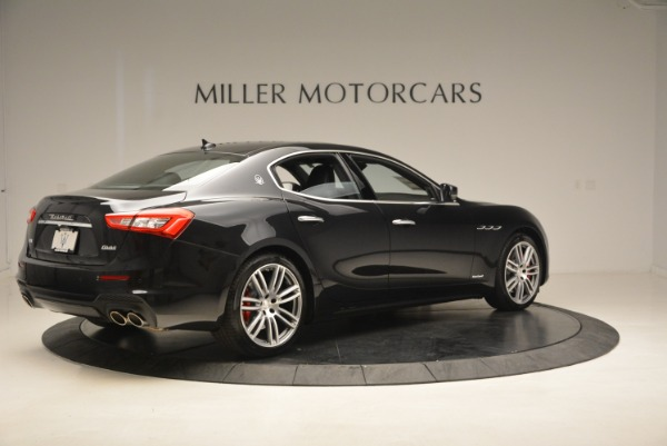 New 2018 Maserati Ghibli S Q4 GranLusso for sale Sold at Pagani of Greenwich in Greenwich CT 06830 8