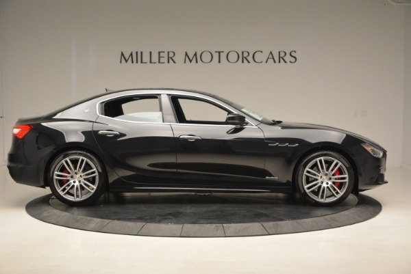 New 2018 Maserati Ghibli S Q4 GranLusso for sale Sold at Pagani of Greenwich in Greenwich CT 06830 9